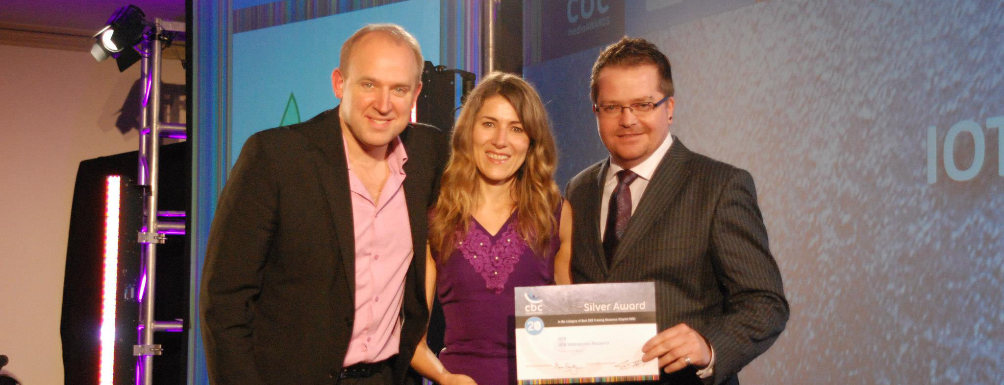 Christian Media Awards 2012
